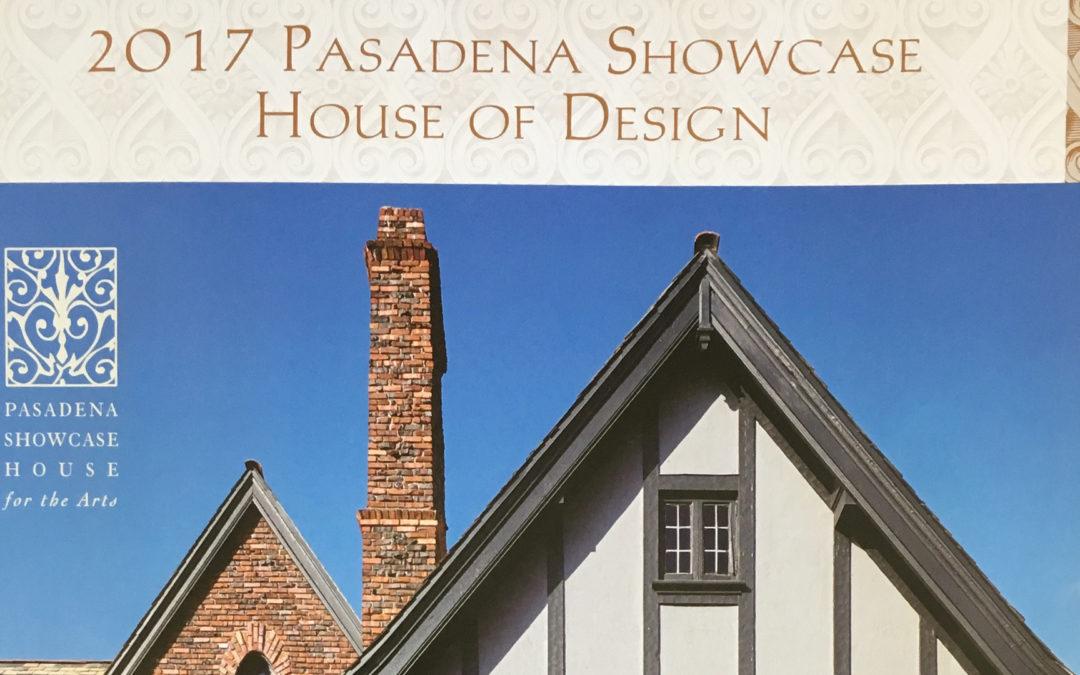 Pasadena Showcase Cover :